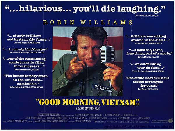 Good Morning, Vietnam Quotes. QuotesGram