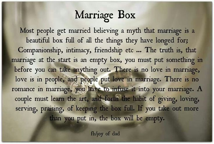 Importance Of Marriage Quotes. QuotesGram