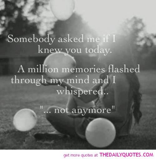 Sad Tumblr Quotes About Love: Sad Quotes About Memories. QuotesGram