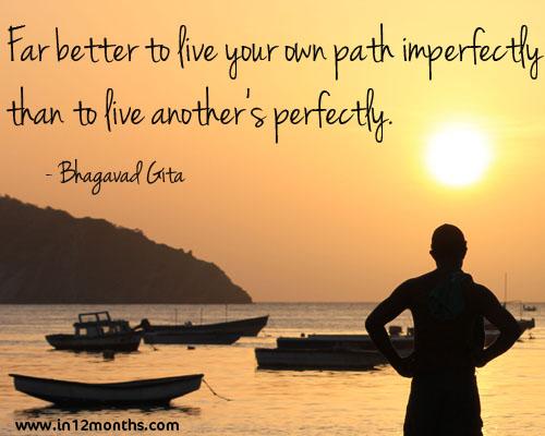Inspirational Paths