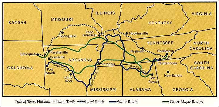 the trail of tears indian genocide essay