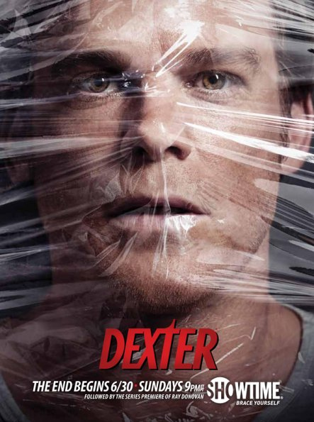 Dexter TV Show Fotodruck Poster Serie Kunst Killer Michael C Hall Morgan 003