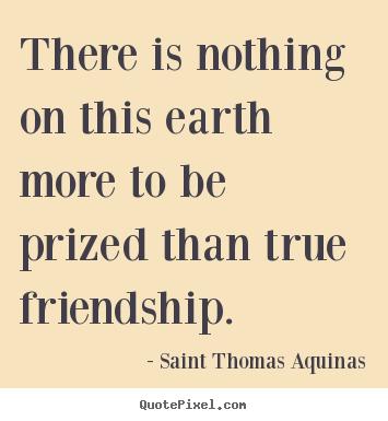 Saint Quotes On Friendship