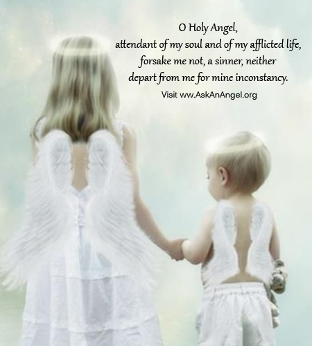 Baby Guardian Angel Quotes