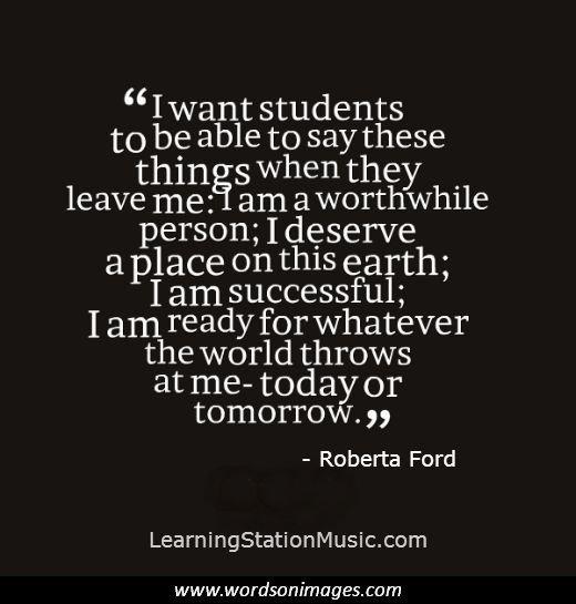 Teaching Motivational Quotes. QuotesGram