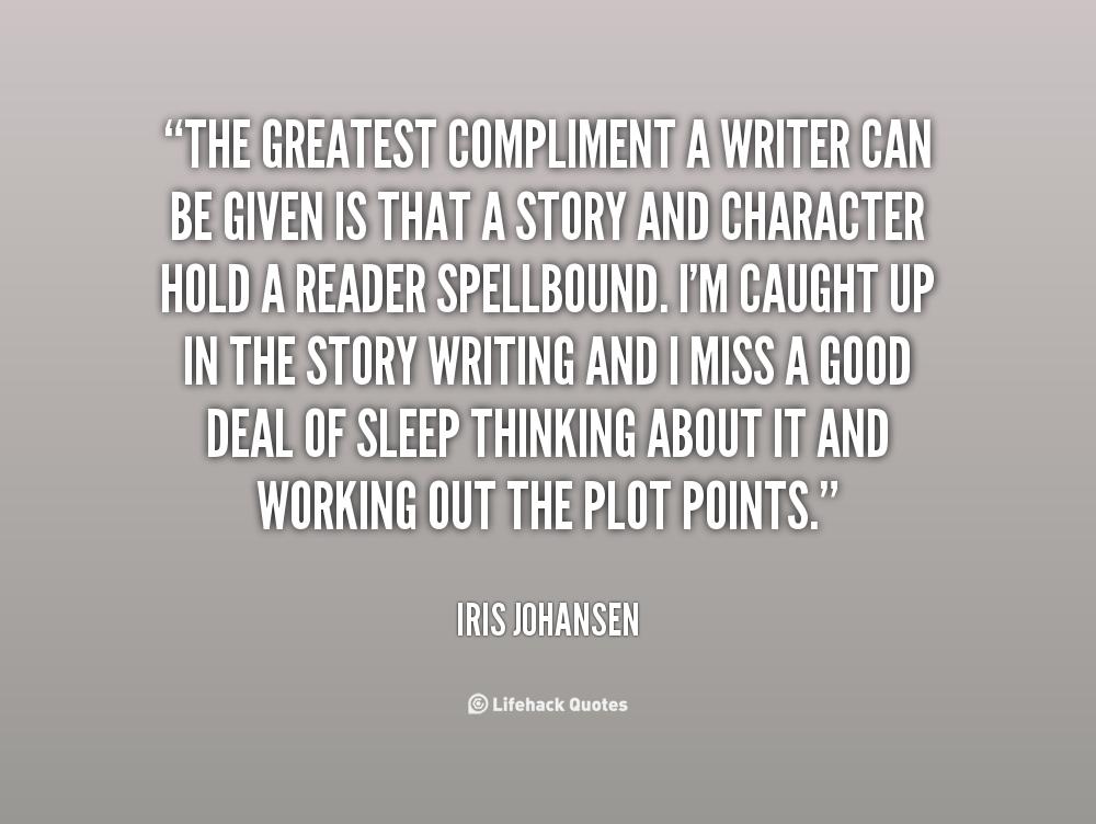 Best Compliment Quotes. QuotesGram
