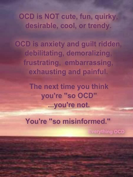 Obsessive Quotes Motivational: Inspirational Quotes For Ocd. QuotesGram
