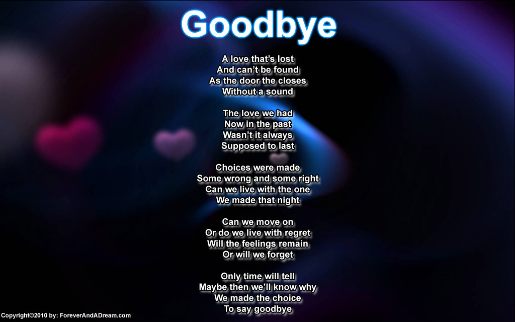 Goodbye Quotes For Funeral Family. QuotesGram