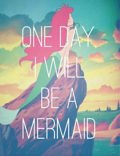 Cute Little Mermaid Quotes Quotesgram