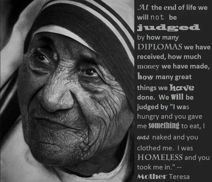 mother teresa quotes holiness quotesgram