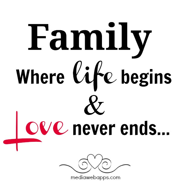 Short Religious Quotes About Family: Quotes About Giving Up On Family. QuotesGram
