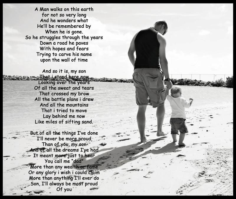 Father And Son Working Together Quotes: Quotes About Becoming A Dad. QuotesGram