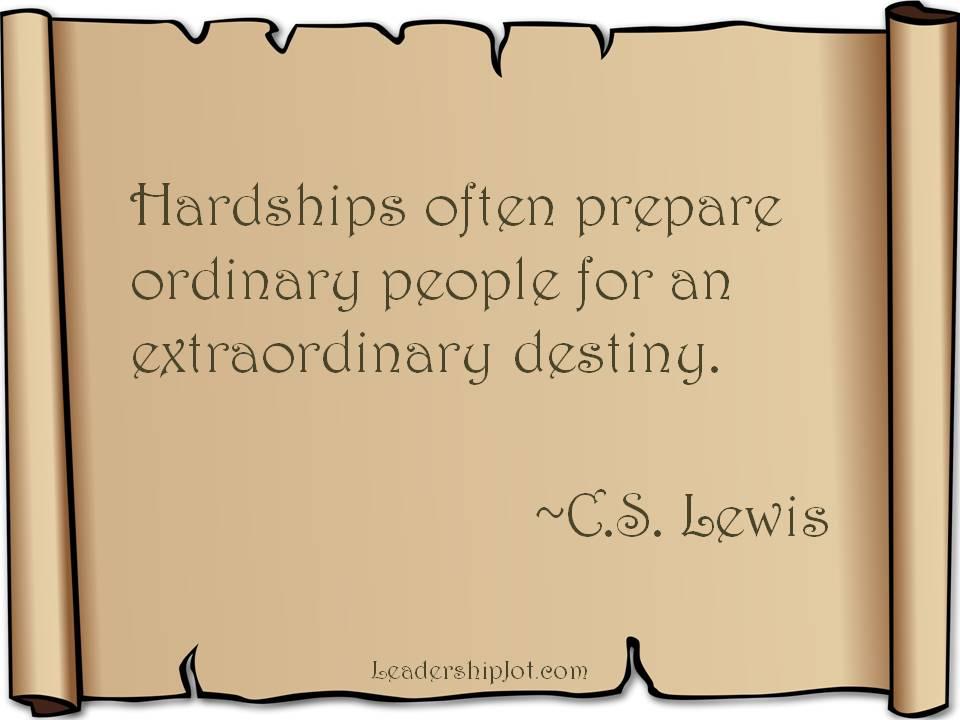 Cs Lewis Leadership Quotes. QuotesGram