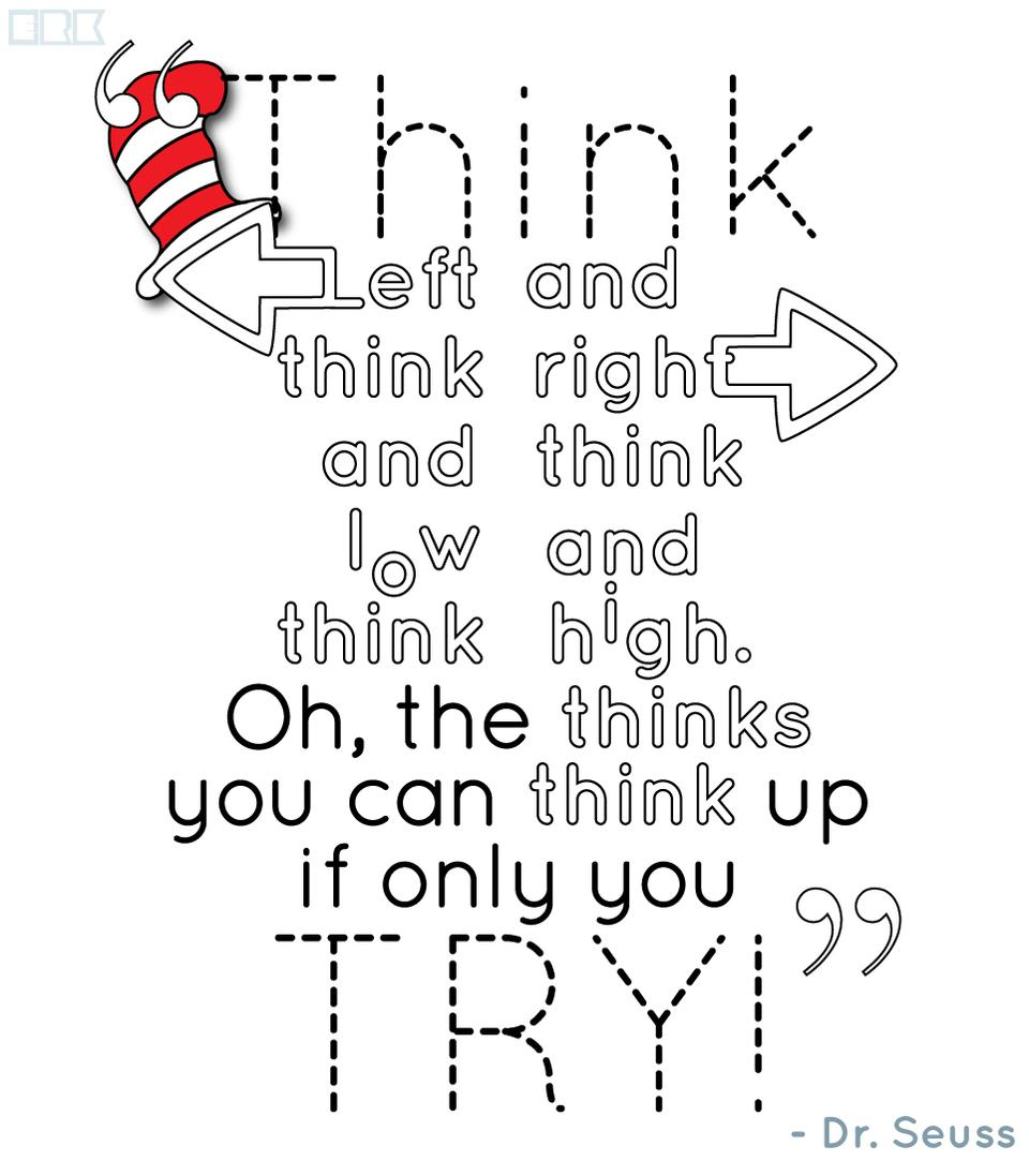 Dr Seuss Quotes Kid: Educational Quotes From Dr Seuss. QuotesGram
