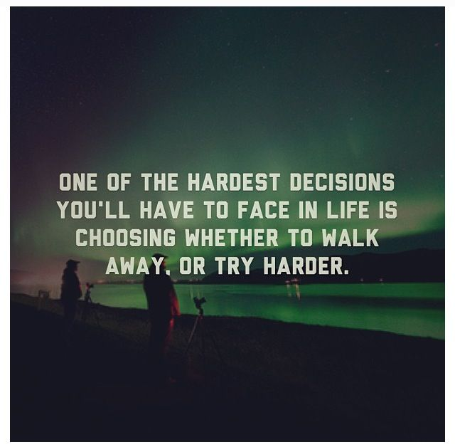 Making Hard Choices Quotes. QuotesGram