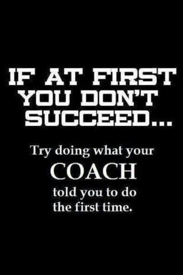 Inspirational Quotes About Sports Or Coaching Quotesgram