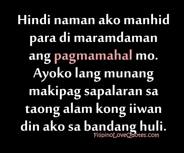 Quotes Dear Friend Tagalog: Dear Crush Quotes Tagalog. QuotesGram