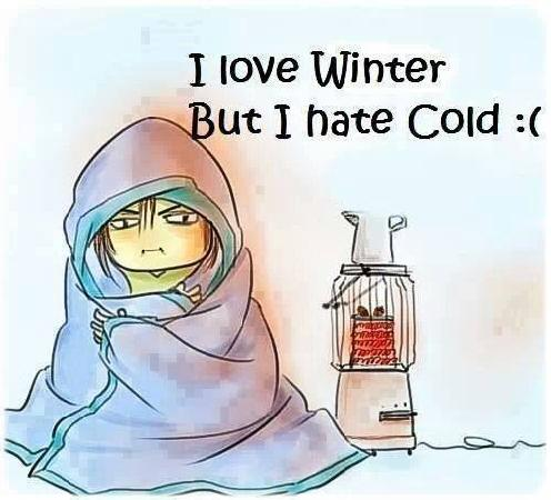 I Hate Winter Funny Quotes. QuotesGram