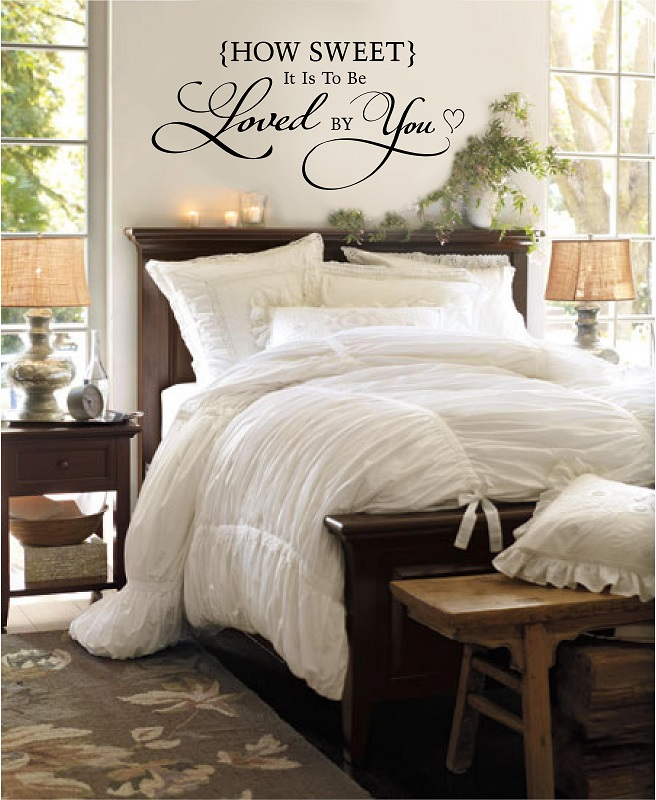 Quotes To Put Above Bed Quotesgram