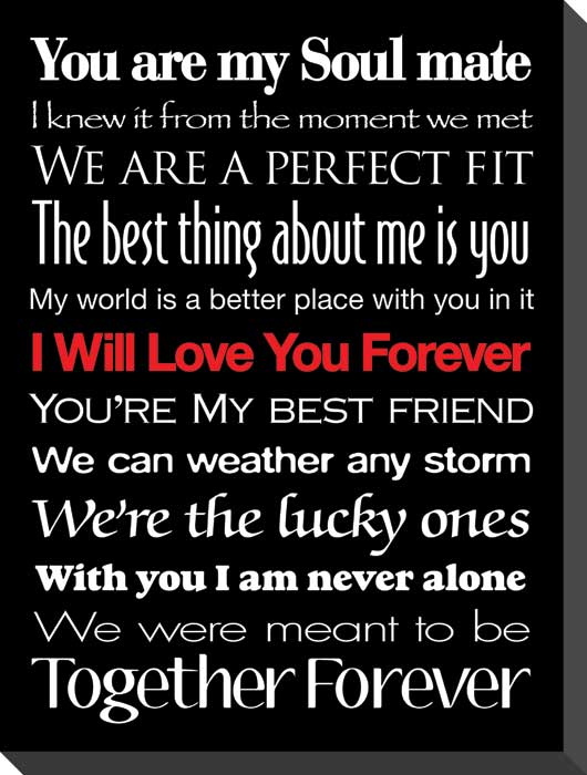 Love 4ever Quotes : Will Love You Forever Quotes. QuotesGram