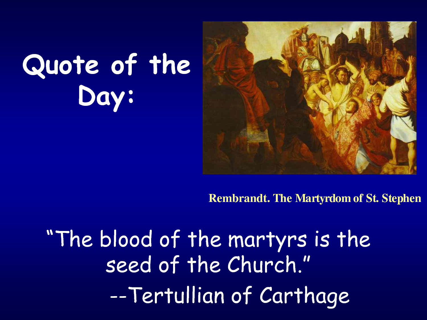 Quotes About Christian Martyrs. QuotesGram