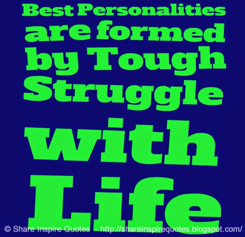 our toughest struggles While it may seem like nothing, to struggle against your upbringing, to stop a  cycle of emotional abuse, is a phenomenal act of strength i didn't know what i.
