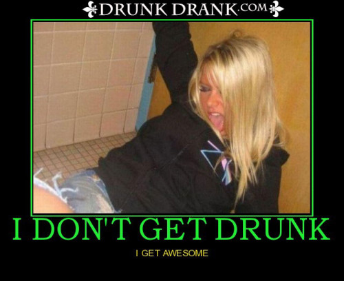 how to get erect when drunk