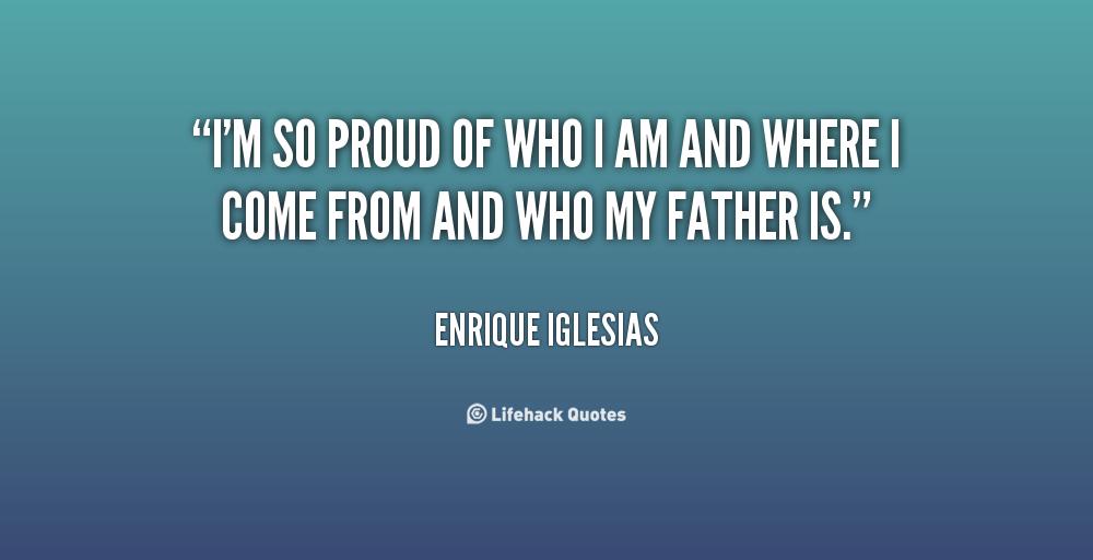 Im Am Who I Am Quotes. QuotesGram