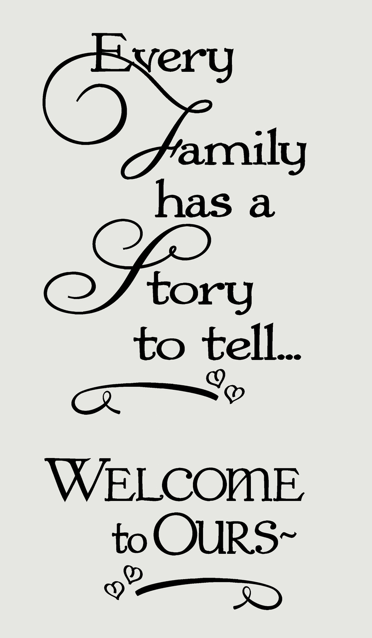 welcome to our family quotes quotesgram