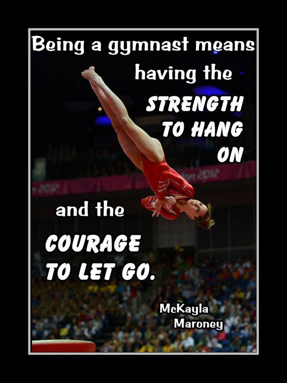 Quotes For College Graduates: Gymnastics Quotes Posters. QuotesGram