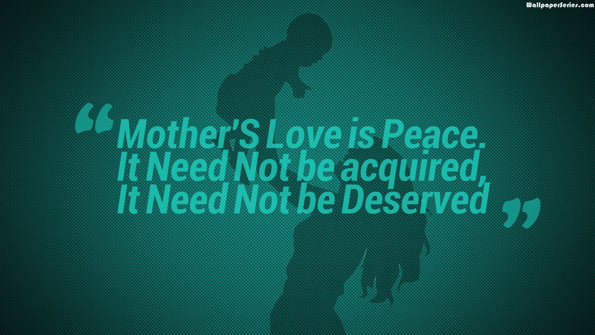 Beautiful Mother Quotes Quotesgram