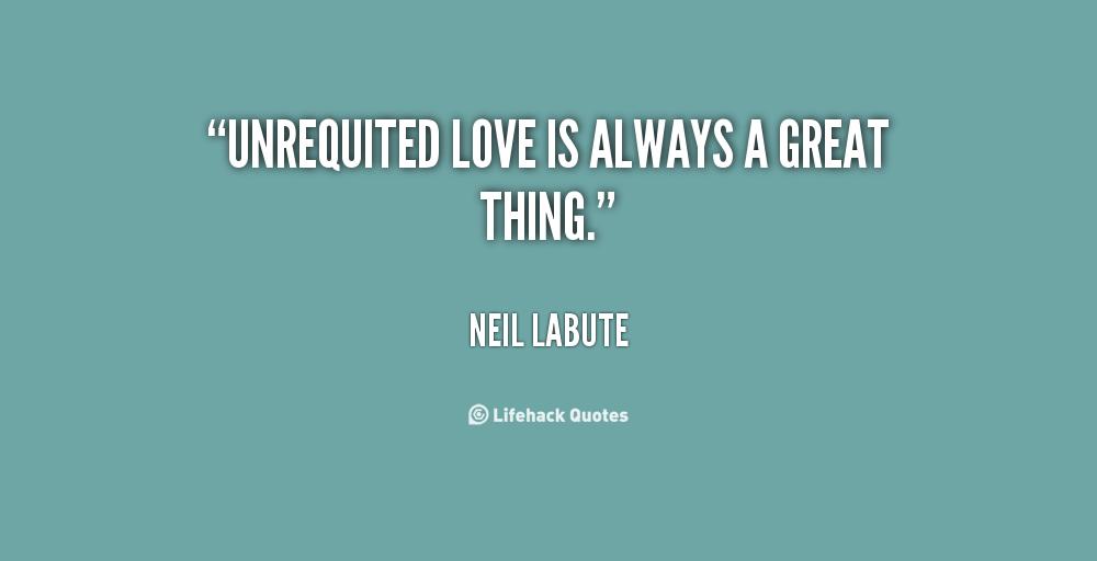 Movie unrequited love