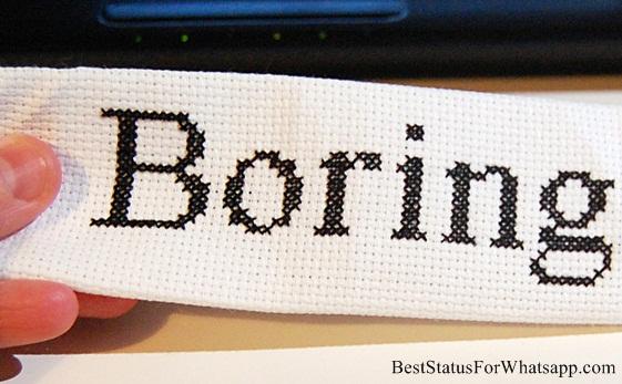 Boring Life Quotes. QuotesGram