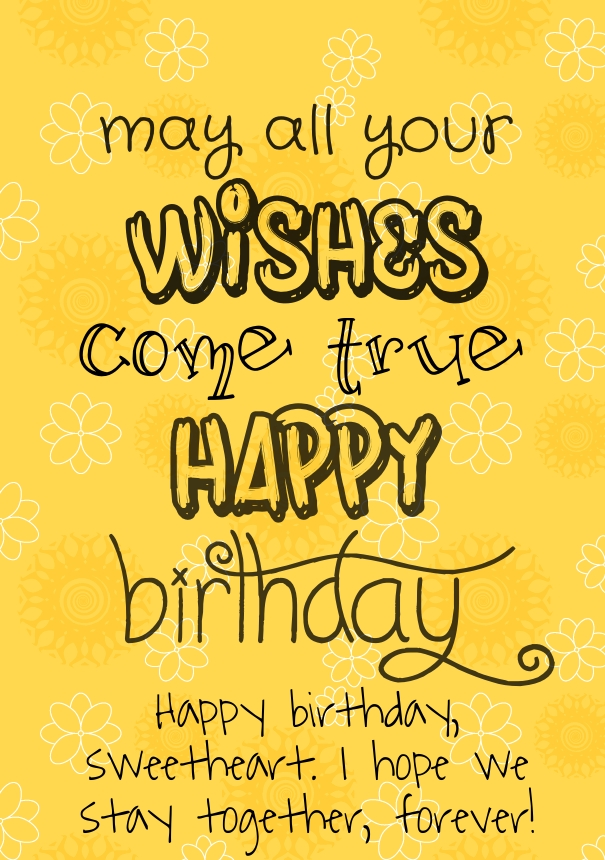 Birthday cards for him quotes imgkid the image
