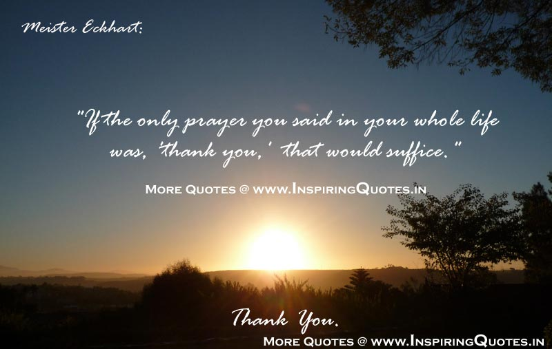 Religious Thanksgiving Quotes Inspirational Quotesgram