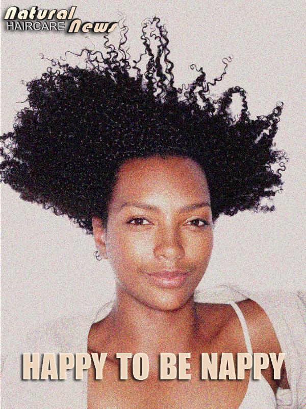 Nappy hair funny