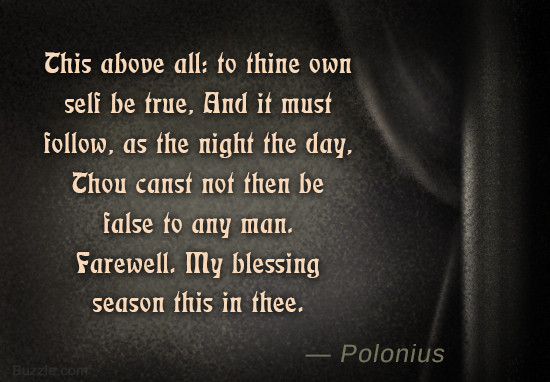 polonius an important character in hamlet