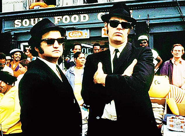 John Belushi Blues Brothers Quotes. QuotesGram