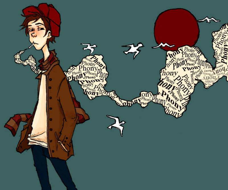 an analysis of the holden caulfield character in the novel catcher in the rye by j d salinger