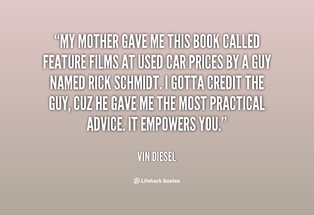 Best Vin Diesel Quotes About Family. QuotesGram