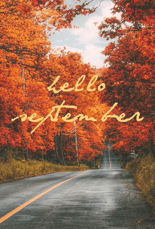 hello september quotes  quotesgram