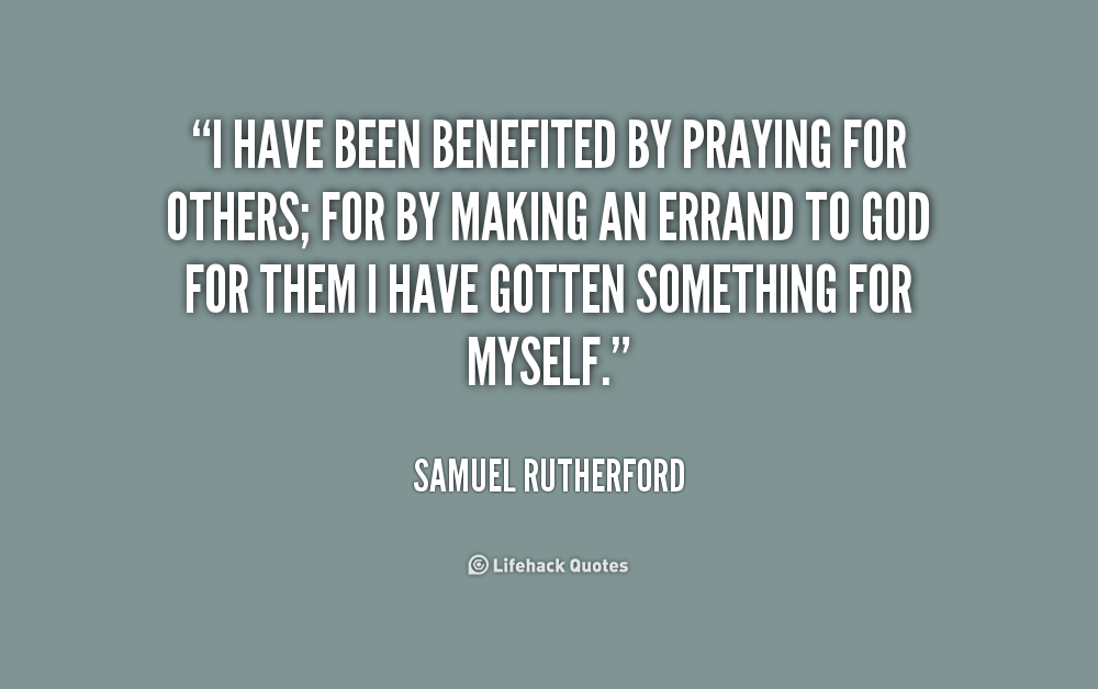 praying for others quotes quotesgram