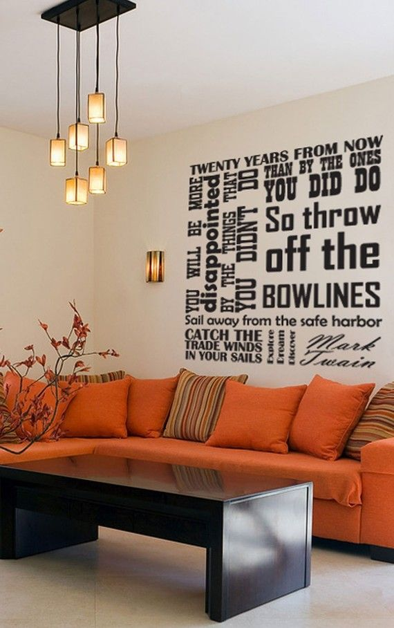 Extra Large Wall Quotes Quotesgram
