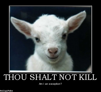 Bible Quotes About Killing Animals Quotesgram