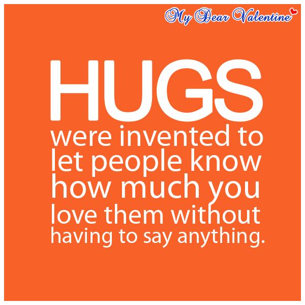 warm hug quotes quotesgram