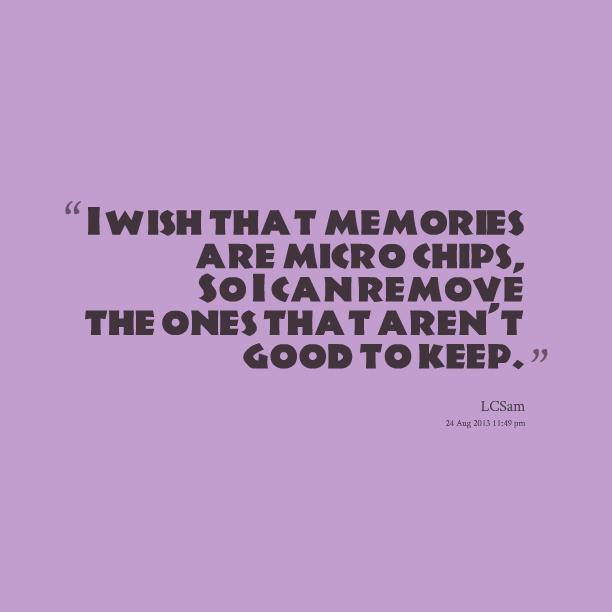 Wonderful Memories Quotes: Quotes About Good Memories. QuotesGram