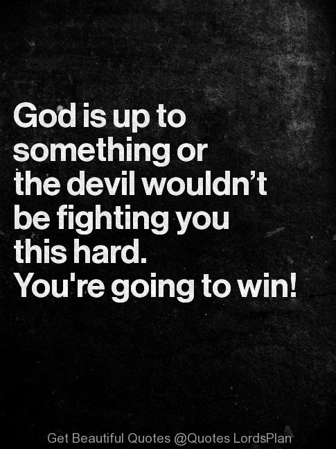 Devil And God Quotes. QuotesGram