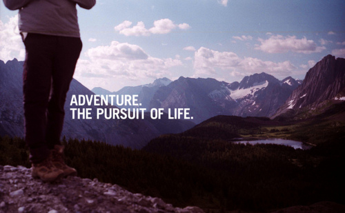 Life Is An Adventure Quotes Quotesgram