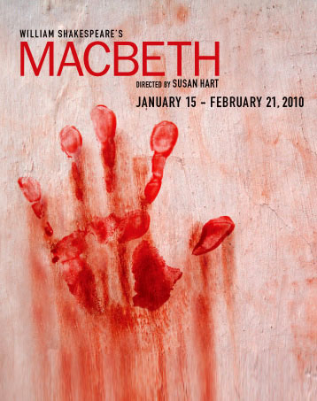 blood imagery in shakespeares macbeth