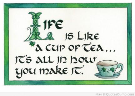 Tea With Friends Quotes QuotesGram